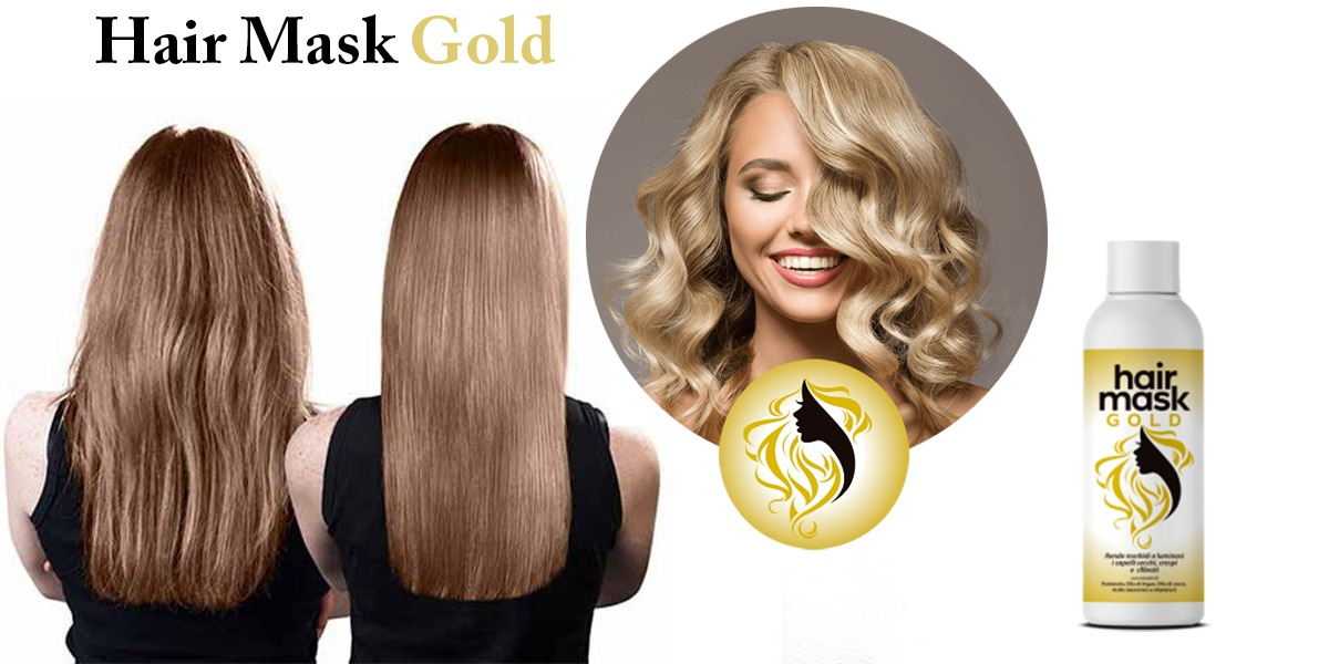 Hair Mask Gold Recensione